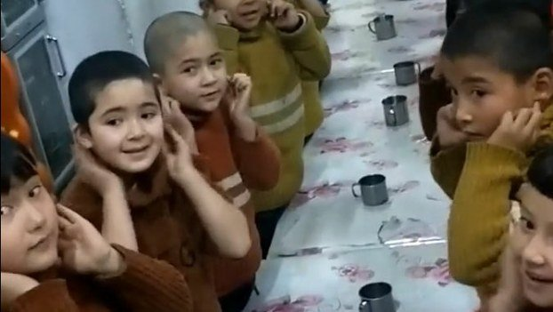 uyghur children separation from parents