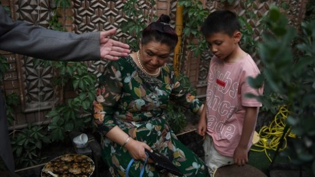 Xinjiang Authorities Launch Campaign on Uyghur Courtyards