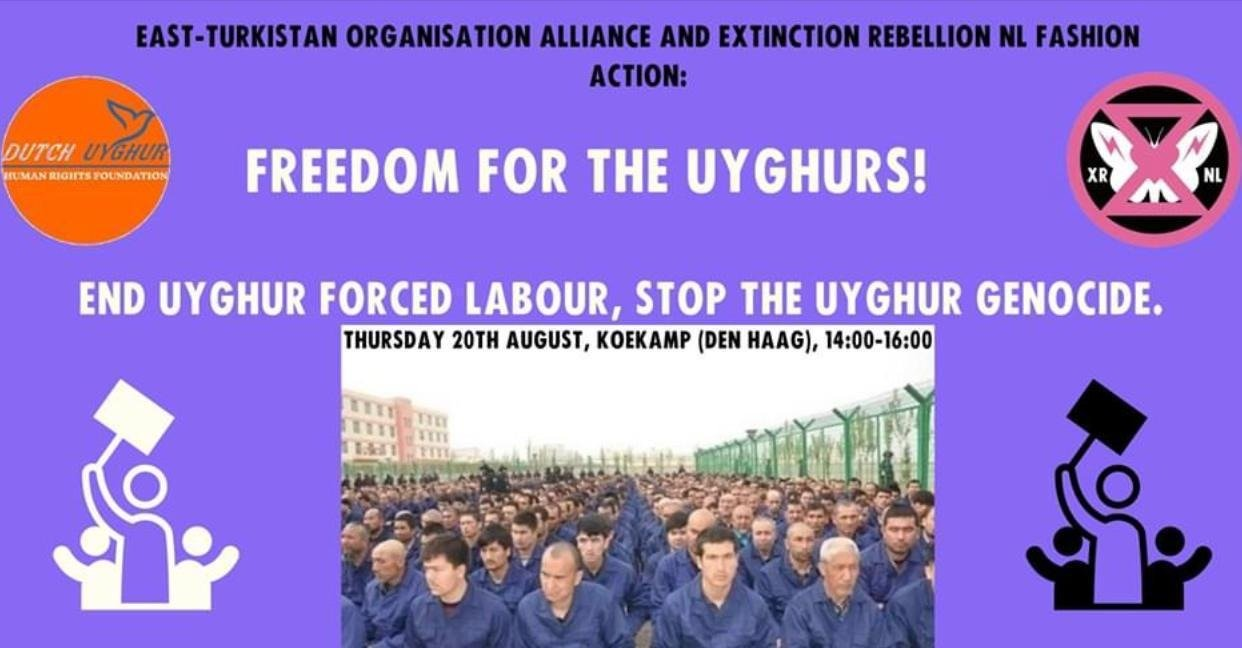 Freedom for Uyghurs