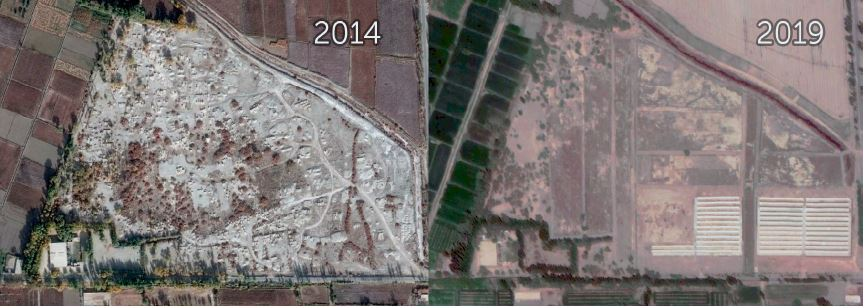 Cultural erasure Tracing the destruction of Uyghur and Islamic spaces in Xinjiang